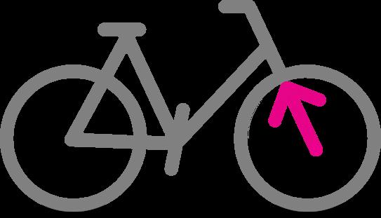 "I'Velo » Icon ""Bike închiriere"""