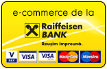 Logo Raiffeisen Bank eCommerce