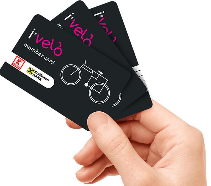 I'Velo Urban » Cum intri în posesia cardului